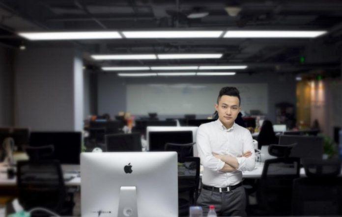 Justin-sun-soobschil-o-partnerstve-tron-bitbetnews