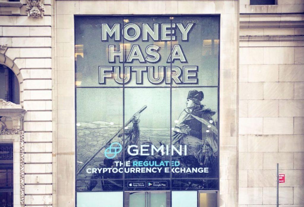gemini-provodit-reklamnyiu-kampaniu-v-ssha-bitbetnews