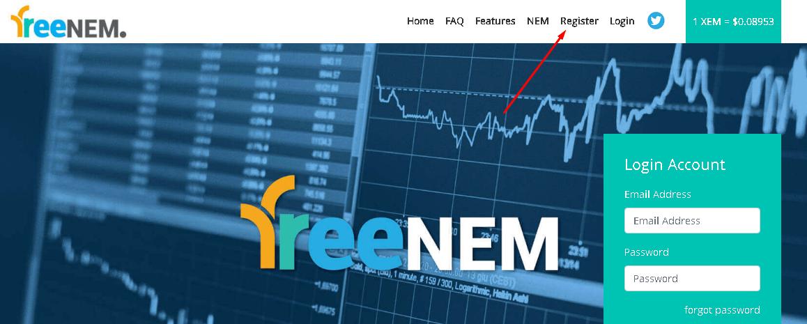 регистрация на freenem