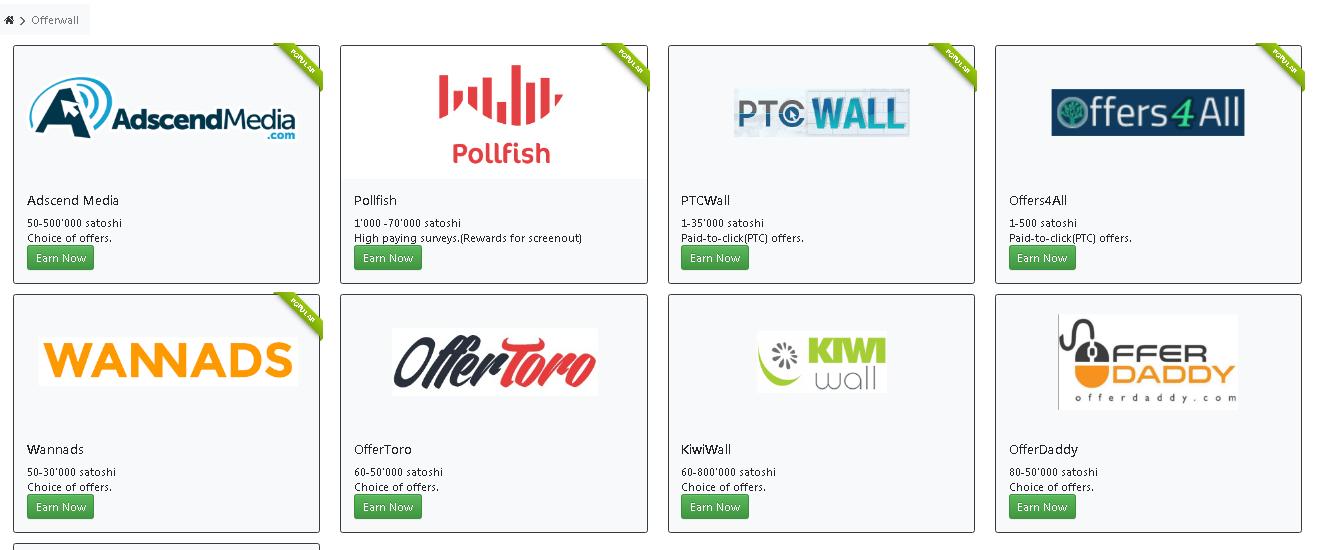 Bitcoinsfor-Offer-wall