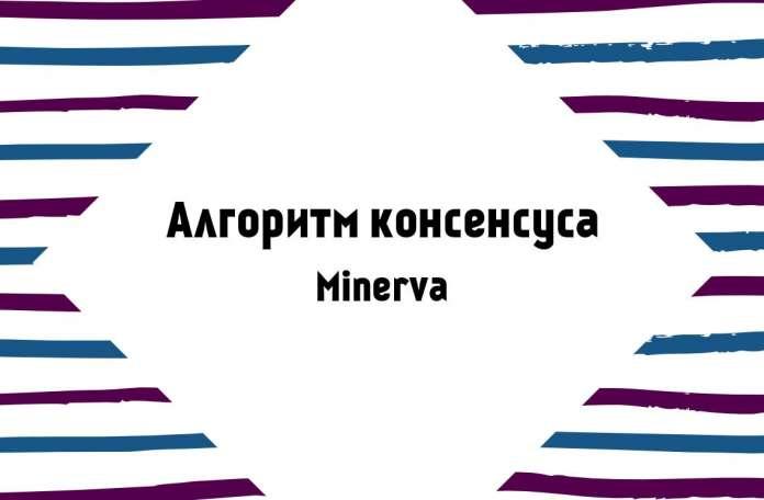 алгоритм консенсуса Minerva