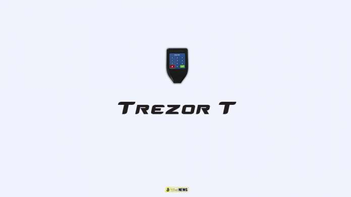 криптокошелек Trezor T