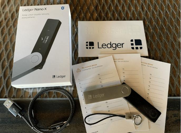 Ledger-Nano-X
