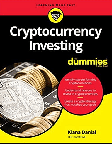 Книга Cryptocurrency Investing For Dummies