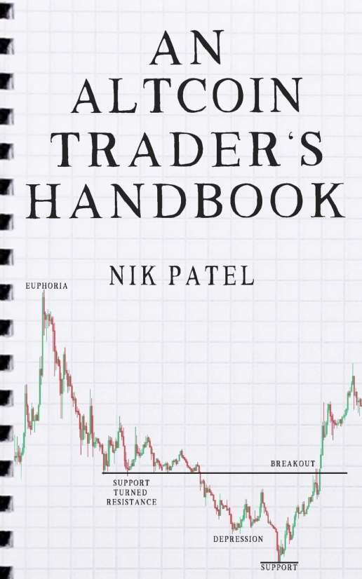 Книга An Altcoin Trader's Handbook