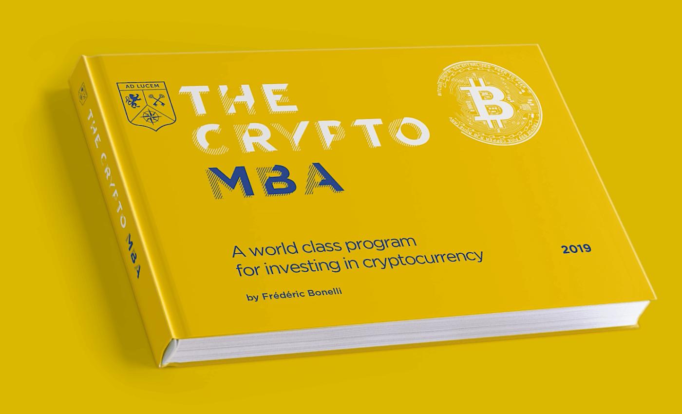 Книга Crypto MBA