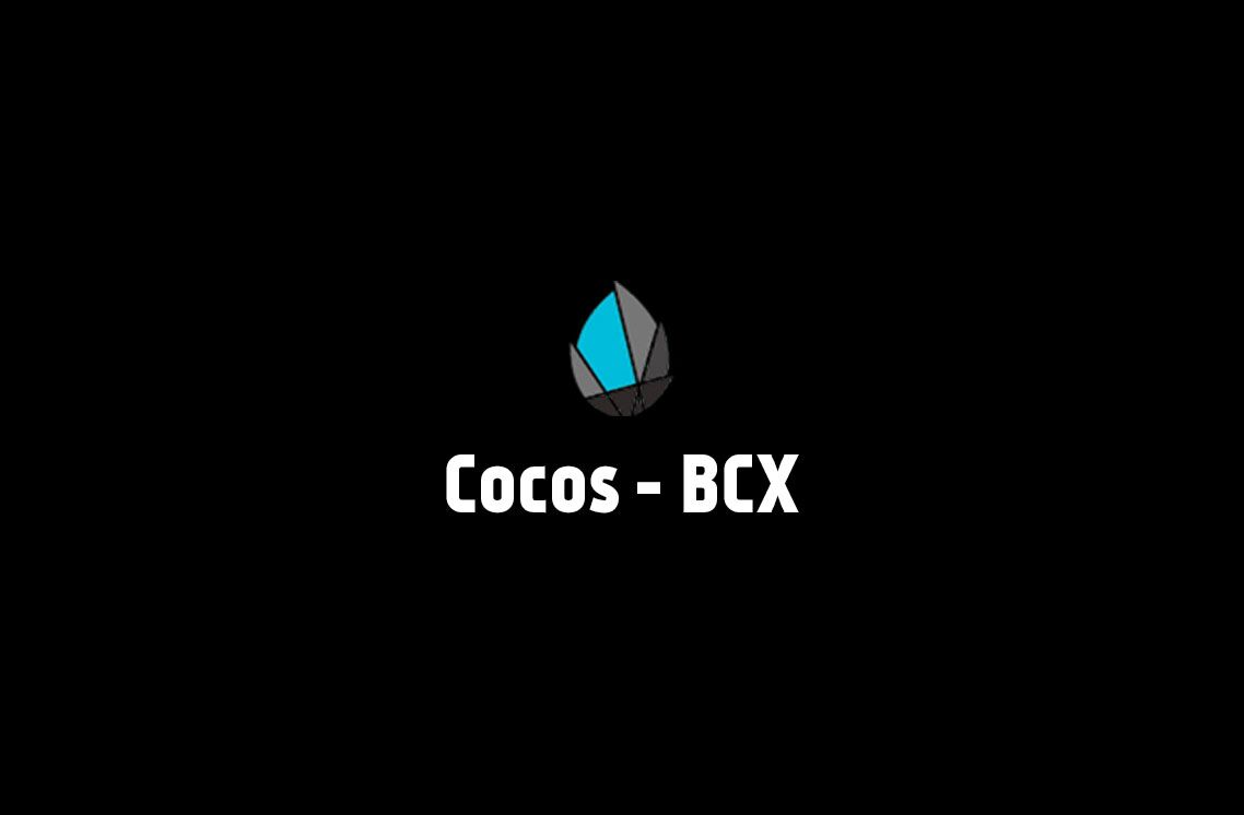 криптовалюта cocos-bcx
