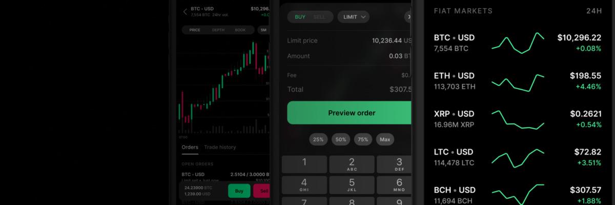 приложение coinbase pro для Android
